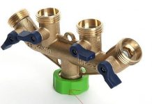 copper-manifold-4-way-water-gun-water-pipe-connector-valve-water-pipe-shunt-switch-water-pipe